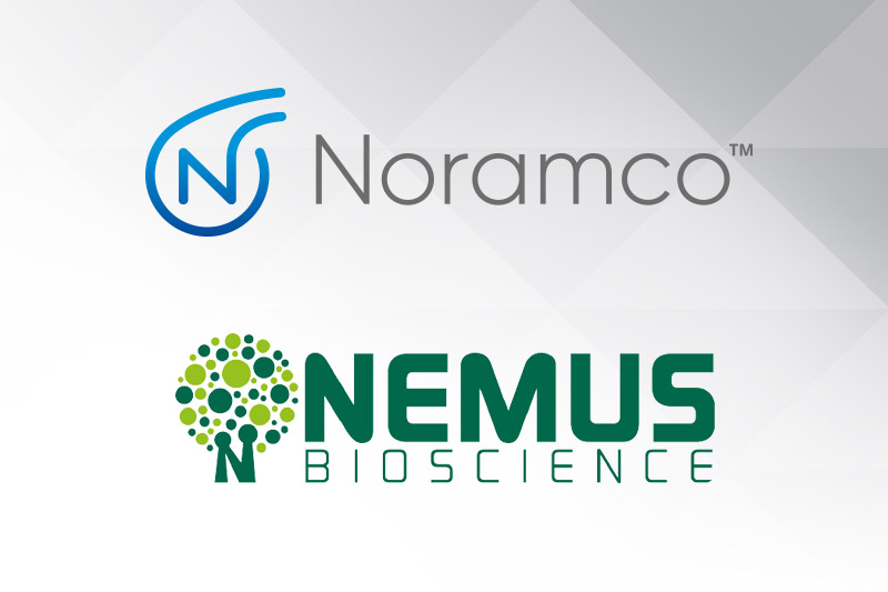 Nemus Bioscience Signs Agreement with Noramco - Noramco